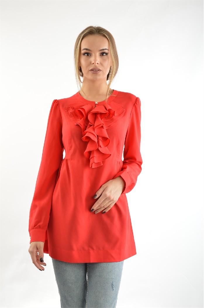 Блуза Audrey Right, Красный