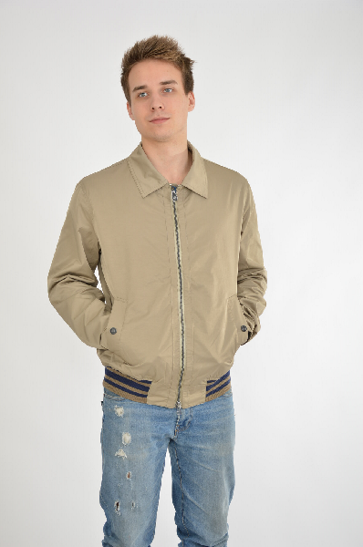 мужская куртка odri, бежевая