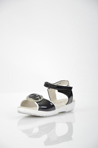 сандалии vitacci для девочки, черные