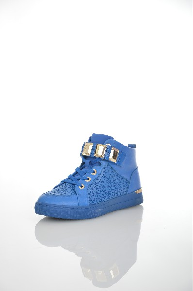 Кеды AldoЖенская обувь<br>Кеды Aldo выполнены из искусственной кожи, внутренняя подкладка и стелька - из текстиля. Детали: застежка на молнию; декоративная шнуровка и ремешок; металлизированные и фактурные вставки; укрепленный задник; толстая резиновая подошва.<br> <br> Тип каблука Бе...<br><br>Высота каблука: Без каблука<br>Высота голенища / задника: 8 см<br>Материал: Искусственная кожа<br>Сезон: ВЕСНА/ОСЕНЬ<br>Коллекция: (Справочник &quot;Номенклатура&quot; (Общие)): Весна-лето<br>Пол: Женский<br>Возраст: Взрослый<br>Цвет: Синий<br>Размер RU: 37.5