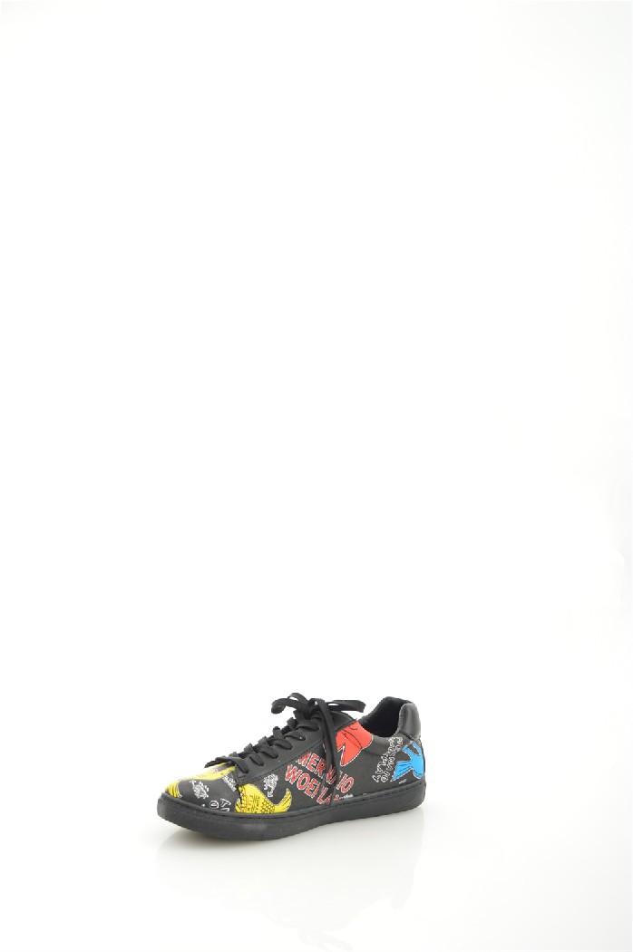 Кеды L.DayЖенская обувь<br>Материал верха: искусственная кожа<br> Внутренний материал: искусственная кожа<br> Материал подошвы: полимер<br> Материал стельки: искусственная кожа<br> Сезон: демисезон<br> Цвет: черный<br> <br> Страна: Италия<br><br>Материал: Искусственная кожа<br>Сезон: ЛЕТО<br>Коллекция: Весна-лето<br>Пол: Женский<br>Возраст: Взрослый<br>Цвет: Черный<br>Размер RU: 37