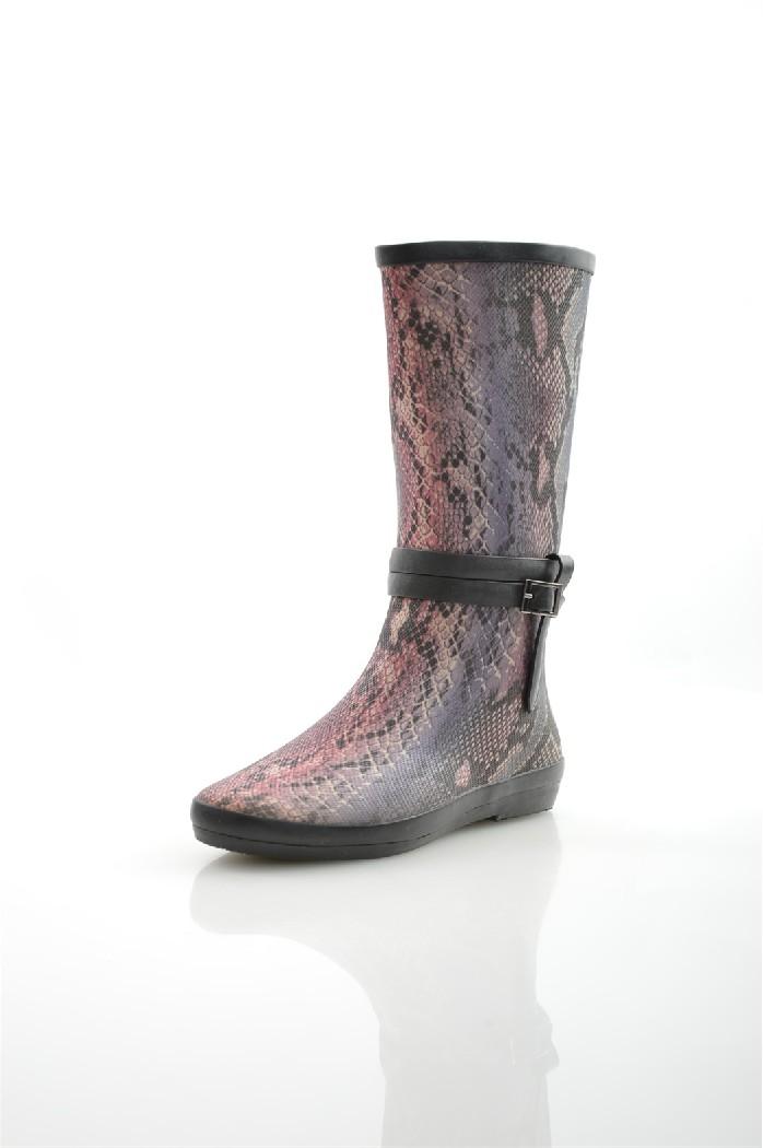 Сапоги резиновые NOBBAROЖенская обувь<br>Цвет: фиолетовый<br> Материал верха: резина<br> Материал подкладки: текстиль<br> Материал стельки: текстиль<br> Материал подошвы: искусственный материал, шероховатая<br> Высота голенища: 28 см<br> Высота каблука: 1,5 см<br> Цвет и обтяжка каблука: черный, не обтянут<br> Местоположение логотипа: стелька<br><br>Высота каблука: 1.5 см<br>Высота голенища / задника: 27.5 см<br>Материал: Резина<br>Сезон: ВЕСНА/ОСЕНЬ<br>Коллекция: Весна-лето<br>Пол: Женский<br>Возраст: Взрослый<br>Цвет: Разноцветный<br>Размер RU: 37