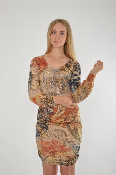 Платье S12Женская одежда<br>Материал: 94% Полиэстер, 6% Спандекс<br> Страна: США<br><br>Материал: Полиэстер<br>Сезон: ЛЕТО<br>Коллекция: Весна-лето<br>Пол: Женский<br>Возраст: Взрослый<br>Цвет: Разноцветный<br>Размер INT: S