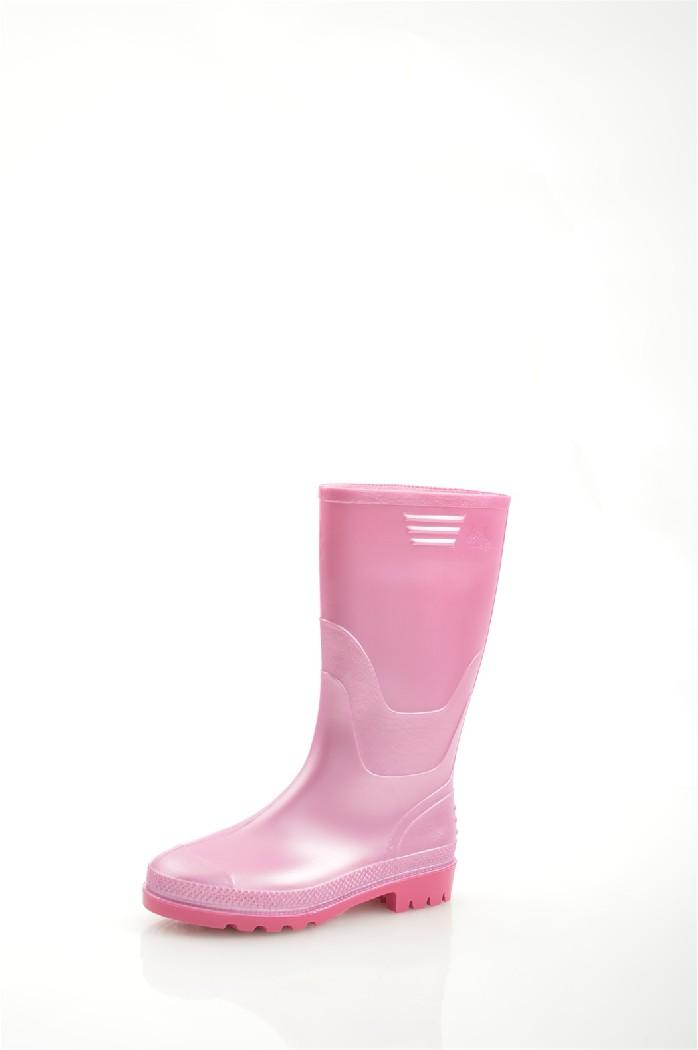 Резиновые сапоги JUJUЖенская обувь<br>Прочный верх цвета металлик<br> Протирать влажной тканевой салфеткой<br> <br> Подкладка: 100% полиуретан. Стелька: 100% полиуретан. Верх: 100% полиуретан.<br> <br>Страна: Великобритания<br><br>Материал: Полиуретан<br>Сезон: ВЕСНА/ОСЕНЬ<br>Коллекция: Весна-лето<br>Пол: Женский<br>Возраст: Взрослый<br>Цвет: Розовый<br>Размер RU: 38