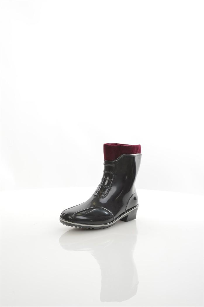 Резиновые сапоги ДюнаЖенская обувь<br>Цвет: черный<br> Состав: ПВХ<br> <br> Высота платформы: Низкая: 1.5 см<br> Форма мыска: Закругленный мысок<br> Голенище: Высота голенища: 13.5 см; Обхват голенища: 34 см<br> Материал верха: ПВХ<br> Материал подошвы: ПВХ: 10 %<br> Вид застежки: Без застежки<br> Форма каблука: Устойчивый<br> Особенности материала верха: Глянцевый<br> Декоративные элементы: без элементов<br> Высота каблука: высота: 3.5 см<br> Назначение: спорт<br> Сезон: демисезон<br> Пол: Женский<br> Страна бренда: Россия<br> Страна производитель: Россия<br><br>Высота каблука: 3.5 см<br>Высота платформы: 1.5 см<br>Объем голени: 34 см<br>Высота голенища / задника: 13 см<br>Материал: ПВХ<br>Сезон: ВЕСНА/ОСЕНЬ<br>Коллекция: Весна-лето<br>Пол: Женский<br>Возраст: Взрослый<br>Цвет: Черный<br>Размер RU: 37