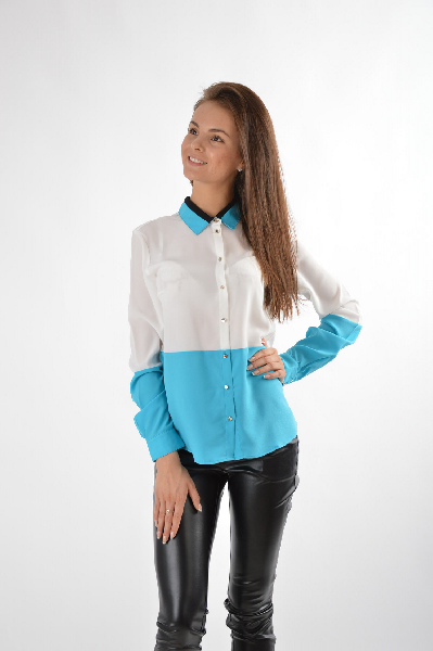 Baon БлузаЖенска одежда<br>Блуза от Baon выполнена из притного на ощупь искусственного шелка. Детали: свободный крой, вытачки на груди, планка на пуговицах, контрастное цветовое оформление.<br><br>Состав    100% - Полистер<br>Длина по спинке    61 см<br>Длина рукава    66 см<br>Страна: Росси<br><br>Материал: Полистер<br>Сезон: ЛЕТО<br>Коллекци: Весна-лето<br>Пол: Женский<br>Возраст: Взрослый<br>Цвет: Белый<br>Размер INT: M