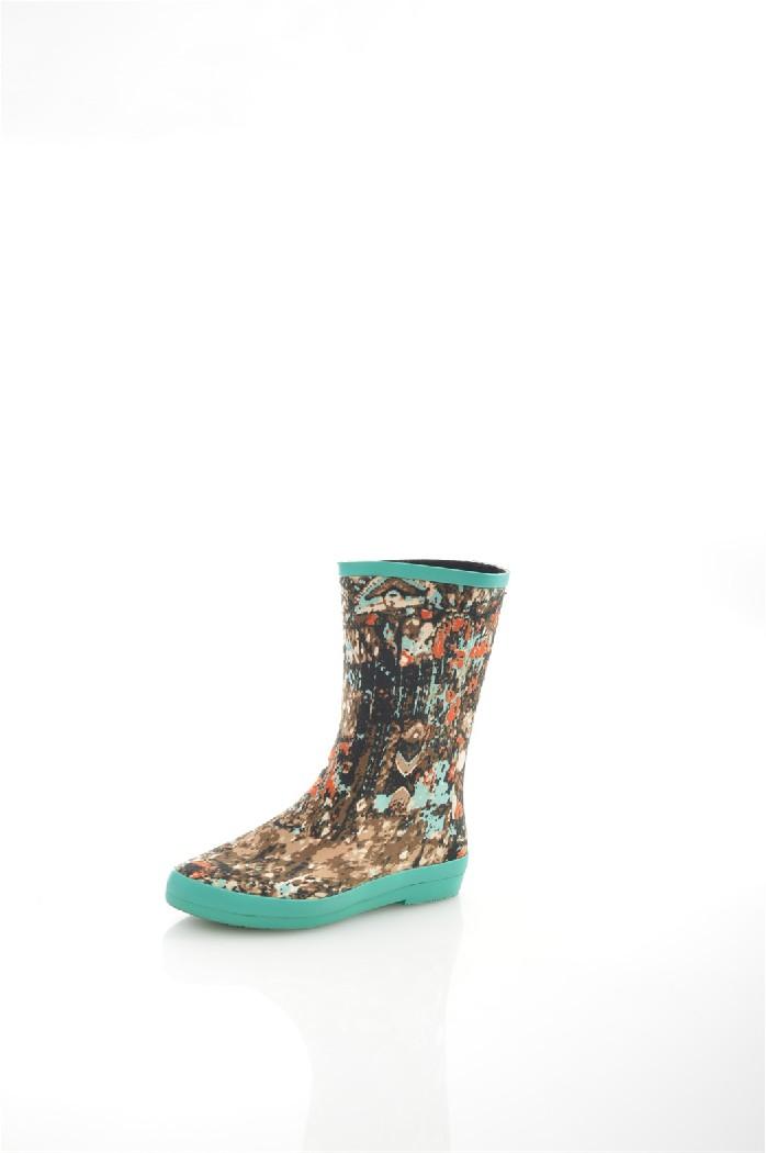 Сапоги резиновые NOBBAROЖенская обувь<br>Цвет: зеленый<br> Материал верха: резина<br> Материал подкладки: текстиль<br> Материал стельки: текстиль<br> Материал подошвы: резина, шероховатая<br> Высота голенища: 23 см<br> Высота каблука: 2 см<br><br>Высота каблука: 2 см<br>Высота голенища / задника: 23 см<br>Материал: Резина<br>Сезон: ВЕСНА/ОСЕНЬ<br>Коллекция: Весна-лето<br>Пол: Женский<br>Возраст: Взрослый<br>Цвет: Разноцветный<br>Размер RU: 37