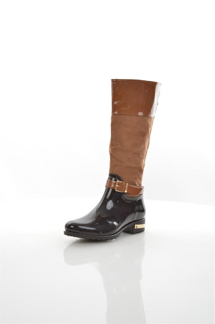 Резиновые сапоги Mon AmiЖенская обувь<br>Цвет: кремовый<br> Состав: резина 100%<br> <br> Материал стельки: Текстиль<br> Материал подошвы: Резина<br> Вид застежки: Без застежки<br> Высота каблука: высота: 3.5 см<br> Материал подкладки: текстиль<br> Высота обуви: высокие<br> Вид каблука: без каблука<br> Форма мыска: круглый<br> Сезон: демисезон<br> Пол: Женский<br> Страна бренда: Россия<br> Страна производитель: Россия<br><br>Высота каблука: 3.5 см<br>Материал: Резина<br>Сезон: ВЕСНА/ОСЕНЬ<br>Коллекция: Весна-лето<br>Пол: Женский<br>Возраст: Взрослый<br>Цвет: Коричневый<br>Размер RU: 38