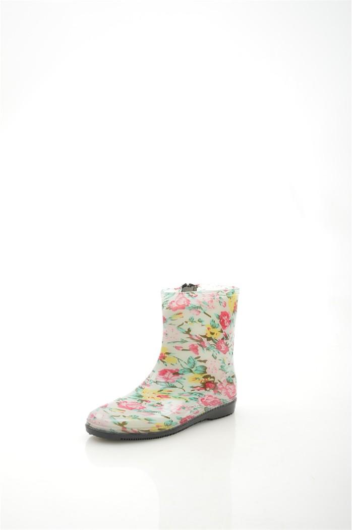 Резиновые полусапоги КоролеваЖенская обувь<br>Цвет: белый<br> Состав: резина<br> <br> Материал подкладки обуви: Текстиль<br> Высота подошвы: 0.5 см<br> Высота каблука: 2 см<br> Материал стельки: искусственный материал<br> Сезон: демисезон<br> <br> Страна бренда: Россия<br> Страна производитель: Китай<br><br>Высота каблука: 2 см<br>Материал: Резина<br>Сезон: ВЕСНА/ОСЕНЬ<br>Коллекция: Весна-лето<br>Пол: Женский<br>Возраст: Взрослый<br>Цвет: Разноцветный<br>Размер RU: 36