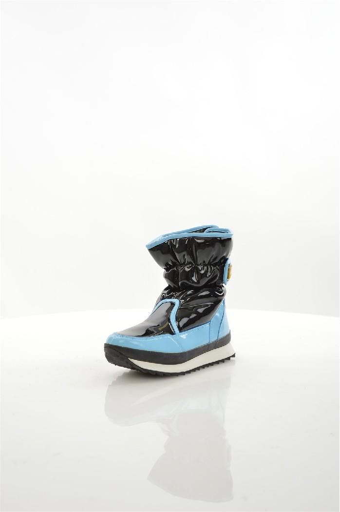Дутики Mon AmiЖенская обувь<br>Цвет: черный, голубой<br> Состав: искусственный материал 100%<br> <br> Вид застежки: Липучка<br> Материал стельки: Искусственный материал<br> Материал подошвы: Искусственный материал: 100 %<br> Высота каблука: высота: 2.5 см<br> Материал подкладки: искусственный материал<br> Высота обуви: низкие<br> Вид каблука: без каблука<br> Форма мыска: круглый<br> Сезон: зима<br> Пол: Женский<br> Страна бренда: Россия<br> Страна производитель: Россия<br><br>Высота каблука: 2.5 см<br>Материал: Искусственный материал<br>Сезон: ЗИМА<br>Коллекция: Осень-зима<br>Пол: Женский<br>Возраст: Взрослый<br>Цвет: Разноцветный<br>Размер RU: 38