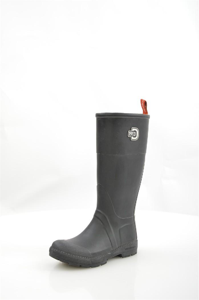 Резиновые сапоги DIDRIKSONSЖенская обувь<br>Цвет: черный<br> Состав: каучук 100%<br> <br> Материал подкладки: Полиэстер<br> Высота голенища: 33 см <br> Обхват голенища: 36 см<br> Высота каблука: 3.5 см <br> Высота подошвы: 2 см<br> Материал подошвы: каучук<br> Материал стельки: текстиль<br> Сезон: демисезон<br> <br> Страна: Швеция<br><br>Высота каблука: 3.5 см<br>Высота платформы: 2 см<br>Объем голени: 36 см<br>Высота голенища / задника: 33 см<br>Материал: Каучук<br>Сезон: ВЕСНА/ОСЕНЬ<br>Коллекция: Весна-лето<br>Пол: Женский<br>Возраст: Взрослый<br>Цвет: Черный<br>Размер RU: 38
