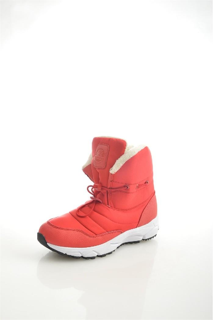 Дутики CrosbyЖенская обувь<br>Цвет: красный<br> Состав: искусственная кожа,текстиль<br> <br> Вид застежки: Без застежки<br> Материал подкладки обуви: Флис; Шерсть<br> Голенище: Обхват голенища: 26 см; Высота голенища: 8 см<br> Габариты предмета (см): высота подошвы<br> Материал подошвы обуви: ЭВА (этиленвинилацетат); резина<br> Материал стельки: шерсть<br> Сезон: зима<br> <br> Страна: Шотландия<br><br>Объем голени: 26 см<br>Высота голенища / задника: 8 см<br>Материал: Искусственная кожа<br>Сезон: ЗИМА<br>Коллекция: Осень-зима<br>Пол: Женский<br>Возраст: Взрослый<br>Цвет: Красный<br>Размер RU: 37