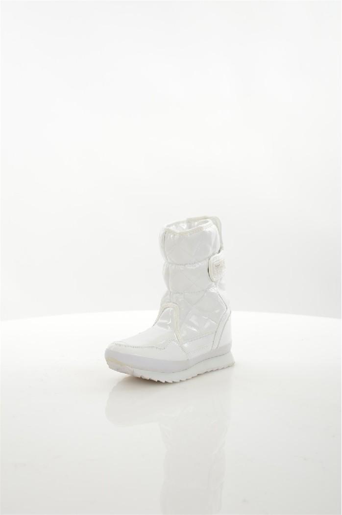 Дутики Mon AmiЖенская обувь<br>Цвет: белый<br> Состав: искусственный материал 100%<br> <br> Вид застежки: Липучка<br> Материал стельки: Искусственный материал<br> Материал подошвы: Искусственный материал: 100 %<br> Высота каблука: высота: 2.5 см<br> Материал подкладки: искусственный материал<br> Высот...<br><br>Высота каблука: 2.5 см<br>Материал: Искусственный материал<br>Сезон: ЗИМА<br>Коллекция: (Справочник &quot;Номенклатура&quot; (Общие)): Осень-зима<br>Пол: Женский<br>Возраст: Взрослый<br>Цвет: Белый<br>Размер RU: 37