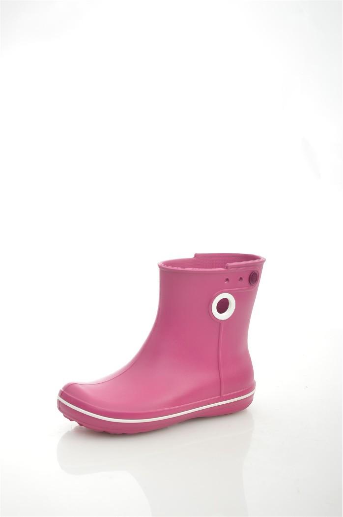 Резиновые полусапоги CrocsЖенская обувь<br>Цвет: сиреневый<br> Состав: croslite 100%<br> <br> Назначение обуви: повседневная<br> Сезон: лето, демисезон<br> <br> Страна: Соединенные Штаты<br><br>Материал: Croslite<br>Сезон: ВЕСНА/ОСЕНЬ<br>Коллекция: Весна-лето<br>Пол: Женский<br>Возраст: Взрослый<br>Цвет: Сиреневый<br>Размер RU: 38