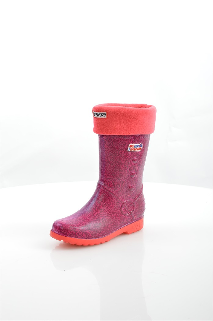 Резиновые сапоги Step ForwardЖенская обувь<br>Отсутствие швов гарантирует максимальную прочность и 100% защиту от воды и грязи.<br> <br> Материал ЭВА (вспененный полимер)<br> Материал подошвы ЭВА (вспененный полимер)<br> Внутренний материал ЭВА (вспененный полимер)<br> Стелька ЭВА (вспененный полимер)<br> Сезон Демисезон<br> <br> Страна: Россия<br><br>Материал: Полимер<br>Сезон: ВЕСНА/ОСЕНЬ<br>Коллекция: Весна-лето<br>Пол: Женский<br>Возраст: Взрослый<br>Цвет: Разноцветный<br>Размер RU: 38