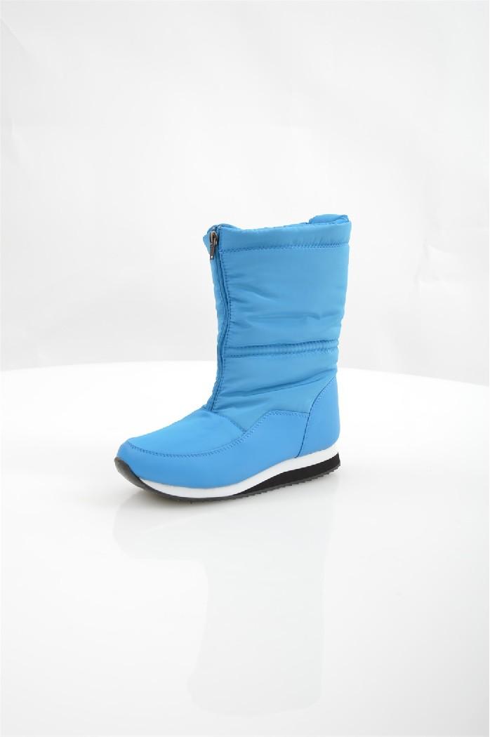 Дутики No Limits No WayЖенская обувь<br>Детали: голенище на молнии, утолщенная подошва.<br> <br> Материал верха: искусственная кожа, текстиль<br> Внутренний материал: искусственный мех<br> Материал подошвы: полимер<br> Материал стельки: искусственный мех<br> Высота голенища / задника: 23 см<br> Сезон: зима<br> Цвет: синий<br> Застежка: на молнии<br><br>Высота голенища / задника: 23 см<br>Материал: Искусственная кожа<br>Сезон: ЗИМА<br>Коллекция: Осень-зима<br>Пол: Женский<br>Возраст: Взрослый<br>Цвет: Синий<br>Размер RU: 37