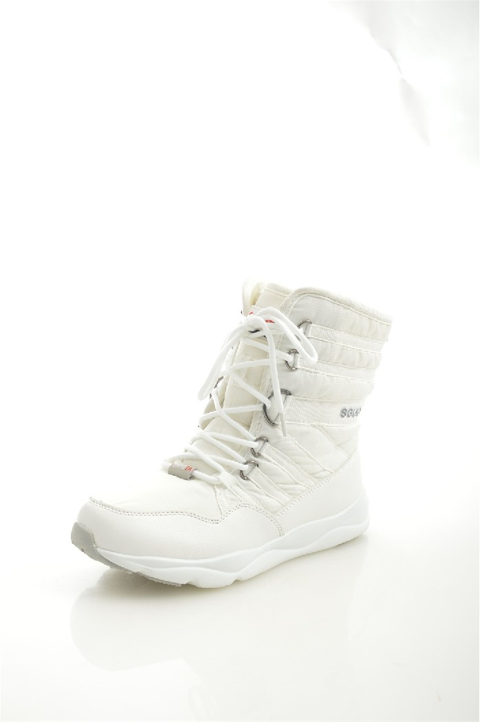 Дутики SAYOTAЖенская обувь<br>Цвет: белый<br> Состав: искусственный материал 100%<br> <br> Вид застежки: Шнуровка<br> Материал подкладки обуви: искусственный материал<br> Голенище: Высота голенища: 20 см; Обхват голенища: 38 см<br> Материал подошвы обуви: искусственный материал<br> Материал стельки: искусственный материал<br> Форма мыска: круглый<br> Вид мыска: закрытый<br> Высота подошвы: 2 см<br> Сезон: зима<br> <br> Страна: КНР<br><br>Высота платформы: 2 см<br>Объем голени: 38 см<br>Высота голенища / задника: 20 см<br>Материал: Искусственный материал<br>Сезон: ЗИМА<br>Коллекция: Осень-зима<br>Пол: Женский<br>Возраст: Взрослый<br>Цвет: Белый<br>Размер RU: 37