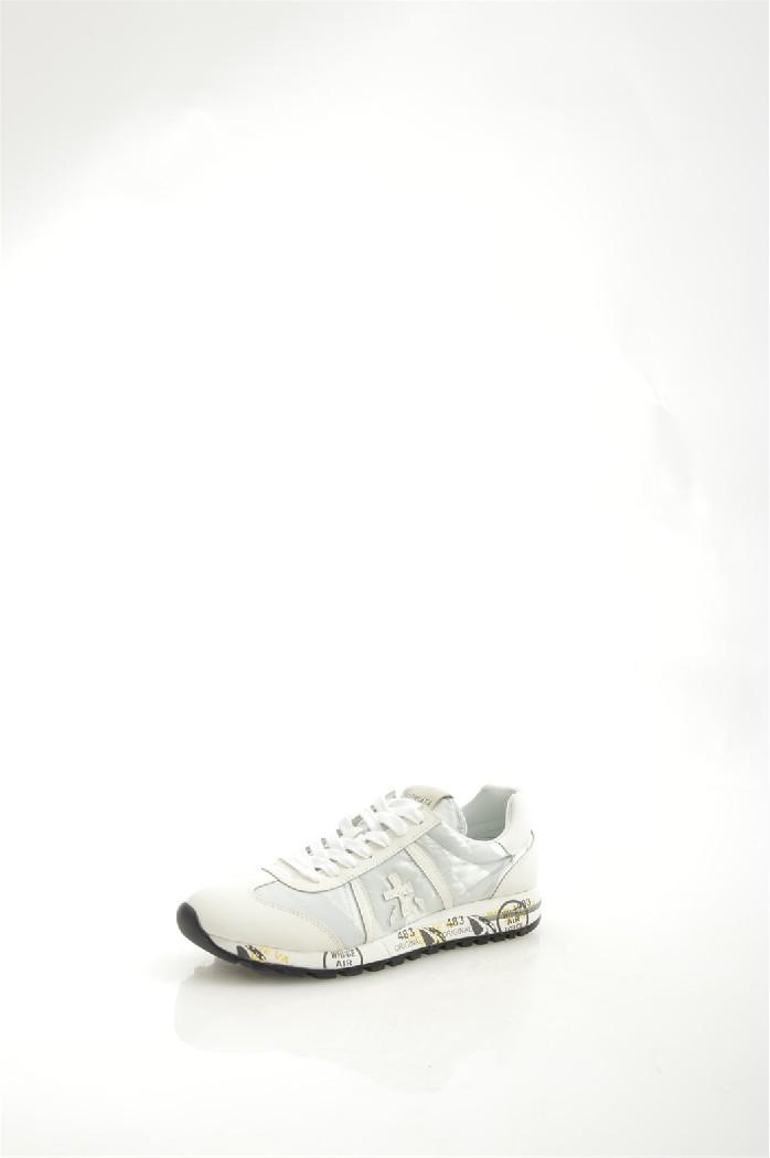 Кроссовки PremiataЖенская обувь<br>Цвет: Белый<br> Материал: Натуральная кожа, ткань<br> Высота каблука: без каблука<br> Высота платформы: 2 см<br> Сезон: демисезон<br> <br> Страна: Италия<br><br>Высота каблука: Без каблука<br>Высота платформы: 2 см<br>Материал: Натуральная кожа<br>Сезон: ВЕСНА/ОСЕНЬ<br>Коллекция: Весна-лето<br>Пол: Женский<br>Возраст: Взрослый<br>Цвет: Белый<br>Размер RU: 38