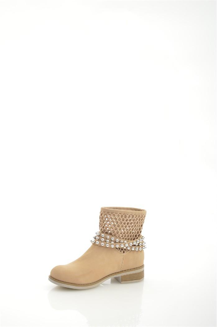Полусапоги Mada-EmmeЖенская обувь<br>Материал верха: искусственный материал, текстиль<br> Внутренний материал: текстиль<br> Материал подошвы: полимер<br> Материал стельки: искусственная кожа<br> Высота каблука: 3.5 см<br> Высота голенища / задника: 15 см<br> Сезон: лето<br> Цвет: бежевый<br><br>Высота каблука: 3.5 см<br>Высота голенища / задника: 15 см<br>Материал: Искусственный материал<br>Сезон: ЛЕТО<br>Коллекция: Весна-лето<br>Пол: Женский<br>Возраст: Взрослый<br>Цвет: Бежевый<br>Размер RU: 37