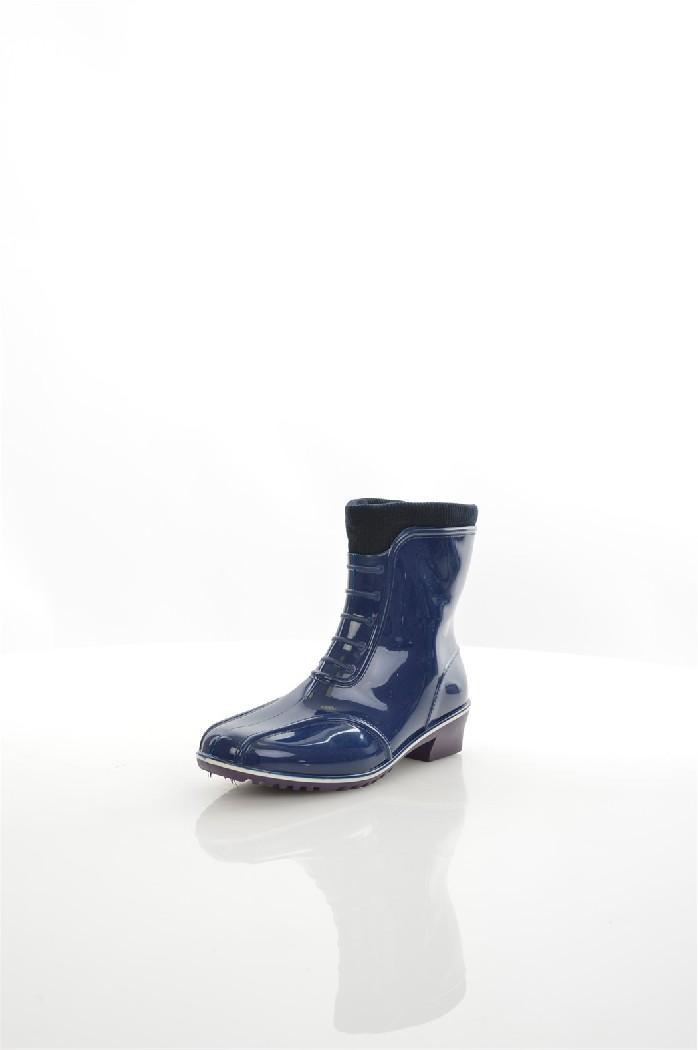 Резиновые сапоги ДюнаЖенская обувь<br>Цвет: темно-синий<br> Состав: ПВХ<br> <br> Высота платформы: Низкая: 1.5 см<br> Форма мыска: Закругленный мысок<br> Голенище: Высота голенища: 13.5 см; Обхват голенища: 34 см<br> Материал верха: ПВХ<br> Материал подошвы: ПВХ: 10%<br> Вид застежки: Без застежки<br> Форма каблука: Устойчивый<br> Особенности материала верха: Глянцевый<br> Декоративные элементы: без элементов<br> Высота каблука: высота: 3.5 см<br> Назначение: спорт<br> Сезон: демисезон<br> Пол: Женский<br> Страна бренда: Россия<br> Страна производитель: Россия<br><br>Высота каблука: 3.5 см<br>Высота платформы: 1.5 см<br>Объем голени: 34 см<br>Высота голенища / задника: 13 см<br>Материал: ПВХ<br>Сезон: ВЕСНА/ОСЕНЬ<br>Коллекция: Весна-лето<br>Пол: Женский<br>Возраст: Взрослый<br>Цвет: Темно-синий<br>Размер RU: 38