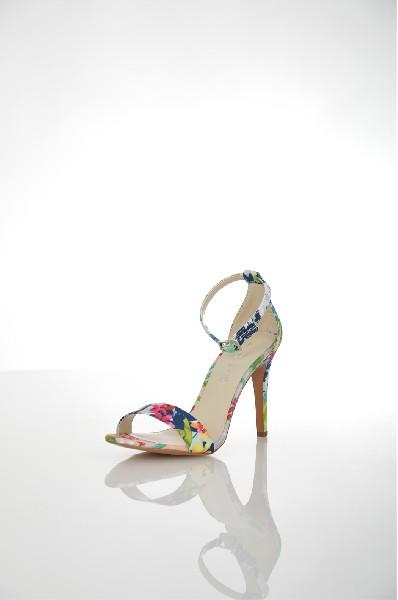 Босоножки AldoЖенская обувь<br>Цвет мультиколор<br> Сезон Лето<br> Коллекция Весна-лето<br> <br> Детали обуви не определен<br> Материал верха текстиль<br> Внутренний материал искусственная кожа<br> Материал стельки натуральная кожа<br> Материал подошвы искусственный материал<br> Высота каблука 9 см<br> <br> Страна: Канада<br><br>Высота каблука: 9 см<br>Материал: Текстиль<br>Сезон: ЛЕТО<br>Коллекция: Весна-лето<br>Пол: Женский<br>Возраст: Взрослый<br>Цвет: Разноцветный<br>Размер RU: 38