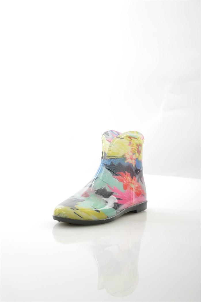 Резиновые полусапоги BRISРезиновые сапоги<br>Цвет: мультиколор<br> Состав: ПВХ 100%<br> <br> Материал подкладки обуви: Текстиль<br> Голенище: Высота голенища: 15.5 см; Обхват голенища: 28 см<br> Габариты предмета: высота каблука: 1.7 см; высота подошвы: 1 см<br> Материал подошвы обуви: ПВХ<br> Материал стельки: текстиль<br> Сезон: демисезон<br> <br> Страна бренда: Россия<br> Страна производитель: Россия<br><br>Высота каблука: 1.5 см<br>Объем голени: 27 см<br>Высота голенища / задника: 15.5 см<br>Материал: ПВХ<br>Сезон: ВЕСНА/ОСЕНЬ<br>Коллекция: Весна-лето<br>Пол: Женский<br>Возраст: Взрослый<br>Цвет: Разноцветный<br>Размер RU: 38