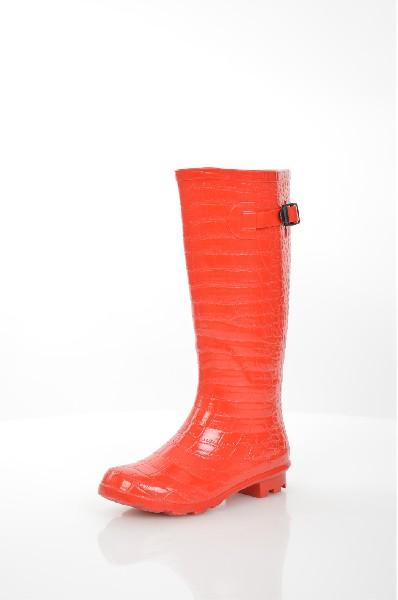 Резиновые сапоги VitacciЖенская обувь<br>Описание: Прекрасные резиновые сапоги яркой расцветки. Удобная и комфортная модель на небольшом каблуке. Текстильная подкладка для большего комфорта. Отличный демисезонный вариант.<br> <br> Цвет: красный<br> Состав: резина<br> <br> Материал верха: Резина<br> Высота платформы: Низкая: 1.2 см<br> Материал подошвы: Резина<br> Материал подкладки обуви: Текстиль<br> Голенище: Высота голенища: 34 см; Обхват голенища: 37 см<br> Сезон: демисезон<br> Страна: Россия<br><br>Высота платформы: 1.2 см<br>Объем голени: 37 см<br>Высота голенища / задника: 34 см<br>Материал: Резина<br>Сезон: ВЕСНА/ОСЕНЬ<br>Коллекция: Осень-зима<br>Пол: Женский<br>Возраст: Взрослый<br>Цвет: Красный<br>Размер RU: 37