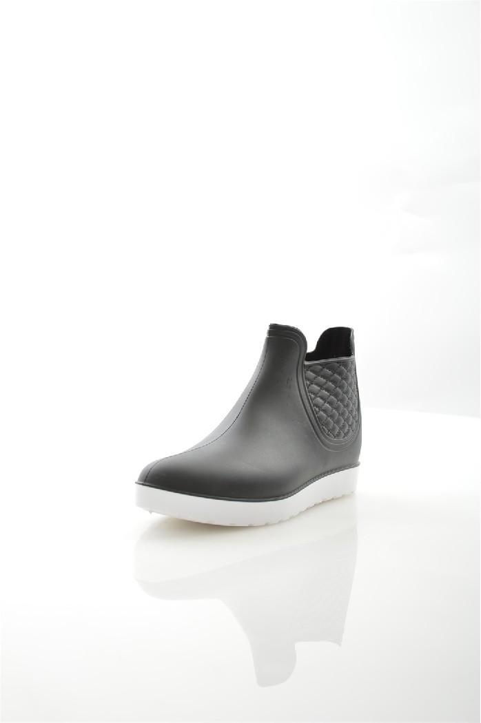 Резиновые сапоги BRISЖенская обувь<br>Цвет: черный<br> Состав: ПВХ 100%<br> <br> Материал подкладки обуви: Текстиль<br> Голенище: Обхват голенища: 15 см; Высота голенища: 9 см<br> Габариты предмета: высота платформы; высота каблука; высота подошвы: 2 см<br> Материал подошвы обуви: ПВХ<br> Материал стельки: текстиль<br> Сезон: демисезон<br> <br> Страна бренда: Россия<br> Страна производитель: Россия<br><br>Объем голени: 15 см<br>Высота голенища / задника: 9 см<br>Материал: ПВХ<br>Сезон: ВЕСНА/ОСЕНЬ<br>Коллекция: Весна-лето<br>Пол: Женский<br>Возраст: Взрослый<br>Цвет: Черный<br>Размер RU: 38