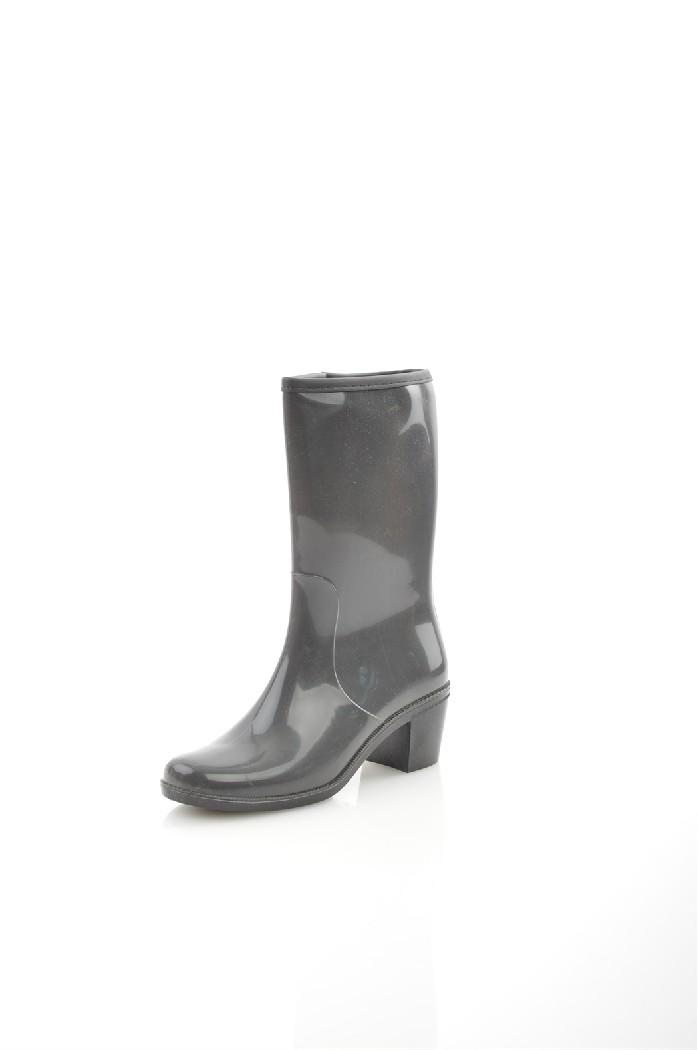 Резиновые сапоги NordmanЖенская обувь<br>Цвет: серый<br> Состав: ПВХ 100%<br> <br> Вид застежки: Молния<br> Материал подкладки обуви: Текстиль<br> Голенище: Обхват голенища: 30 см; Высота голенища: 30 см<br> Габариты предмета (см): высота платформы: 2 см; высота подошвы: 2 см; высота каблука: 5 см<br> Материал подошвы обуви: ТЭП (термоэластопласт)<br> Материал стельки: без стельки<br> Сезон: круглогодичный<br> <br> Страна бренда: Россия<br> Страна производитель: Россия<br><br>Высота каблука: 5 см<br>Высота платформы: 2 см<br>Объем голени: 30 см<br>Высота голенища / задника: 30 см<br>Материал: ПВХ<br>Сезон: ВЕСНА/ОСЕНЬ<br>Коллекция: Весна-лето<br>Пол: Женский<br>Возраст: Взрослый<br>Цвет: Серый<br>Размер RU: 38