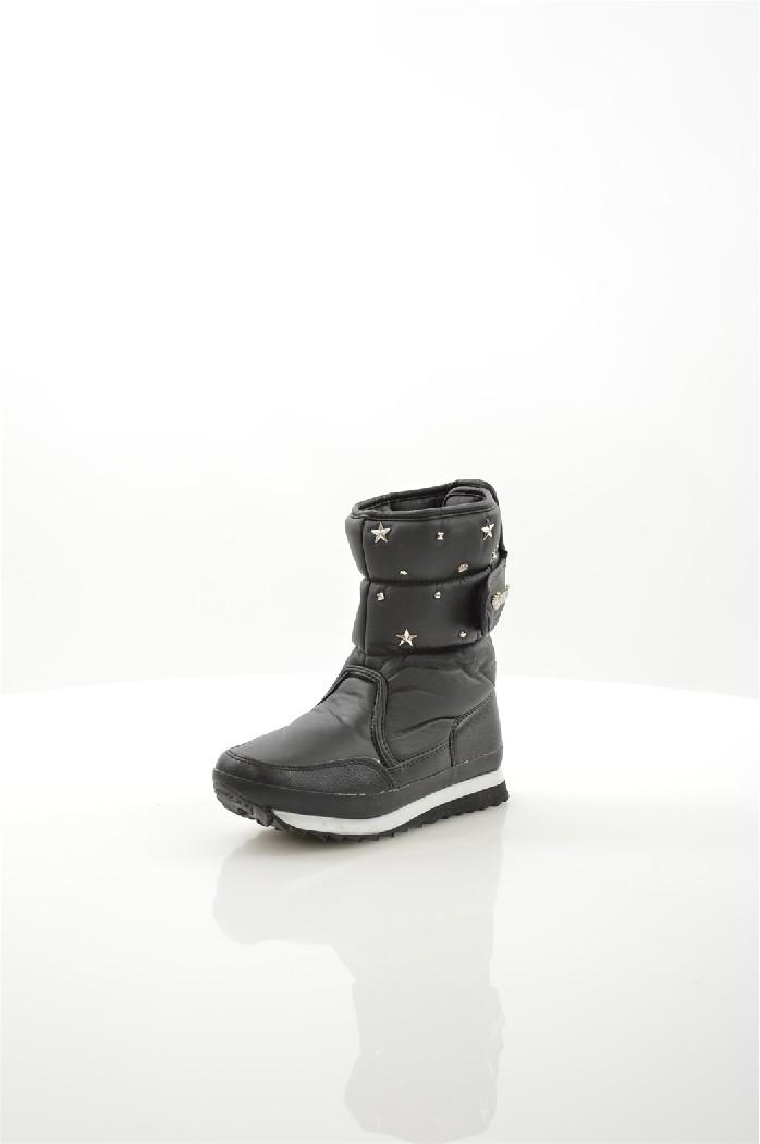 Дутики Mon AmiЖенская обувь<br>Цвет: черный<br> Состав: искусственный материал 100%<br> <br> Вид застежки: Липучка<br> Материал стельки: Искусственный материал<br> Материал подошвы: Искусственный материал: 100%<br> Высота каблука: высота: 2.5 см<br> Материал подкладки: искусственный материал<br> Высот...<br><br>Высота каблука: 2.5 см<br>Материал: Искусственный материал<br>Сезон: ЗИМА<br>Коллекция: (Справочник &quot;Номенклатура&quot; (Общие)): Осень-зима<br>Пол: Женский<br>Возраст: Взрослый<br>Цвет: Черный<br>Размер RU: 37