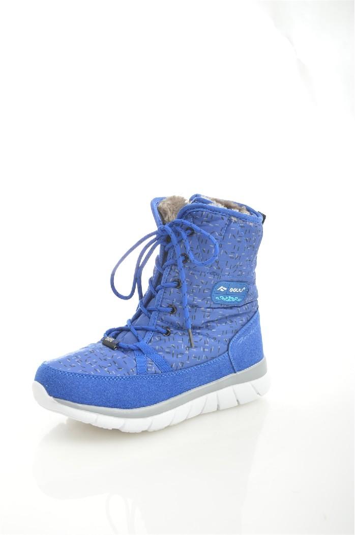 Дутики SAYOTAЖенская обувь<br>Цвет: синий<br> Состав: текстиль 100%<br> <br> Вид застежки: Шнуровка<br> Материал подкладки обуви: искусственный мех<br> Высота голенища: 16 см<br> Обхват голенища: 28 см<br> Материал подошвы обуви: ТПР<br> Материал стельки: искусственный мех<br> Форма мыска: круглый<br> Вид мыска: закрытый<br> Высота подошвы: 2 см<br> Сезон: зима<br> <br> Страна: КНР<br><br>Высота платформы: 2 см<br>Объем голени: 28 см<br>Высота голенища / задника: 16 см<br>Материал: Текстиль<br>Сезон: ЗИМА<br>Коллекция: Осень-зима<br>Пол: Женский<br>Возраст: Взрослый<br>Цвет: Синий<br>Размер RU: 38