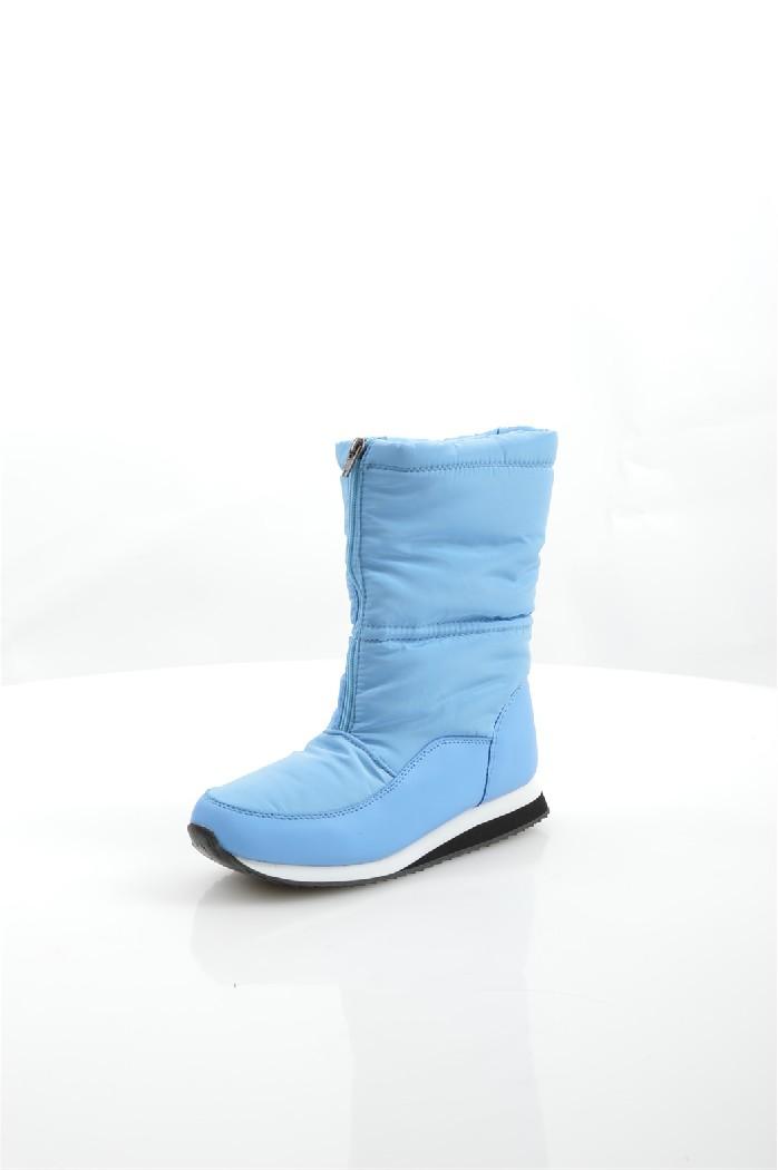 Дутики No Limits No WayЖенская обувь<br>Дутики No Limits No Way выполнены из искусственной кожи и непромокаемого текстиля, подкладка и стелька из искусственного меха.<br> <br> Материал верха: искусственная кожа, текстиль<br> Внутренний материал: искусственный мех<br> Материал подошвы: полимер<br> Материал стельки: искусственный мех<br> Высота голенища / задника: 22 см<br> Сезон: зима<br> Цвет: голубой<br> Застежка: на молнии<br><br>Высота голенища / задника: 22 см<br>Материал: Искусственная кожа<br>Сезон: ЗИМА<br>Коллекция: Осень-зима<br>Пол: Женский<br>Возраст: Взрослый<br>Цвет: Голубой<br>Размер RU: 38