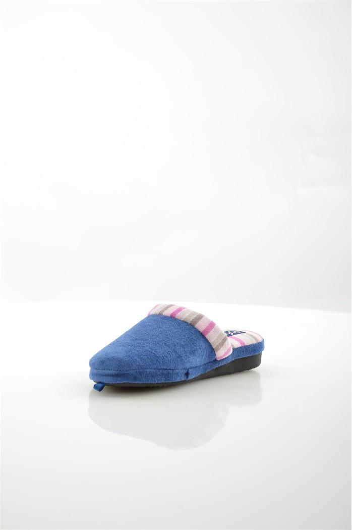 Тапочки De FonsecaЖенская обувь<br>Цвет: темно-синий<br> Состав: текстиль 100%<br> <br> Материал подкладки: Текстиль<br> Габариты предмета: высота платформы: 1 см; высота каблука: 1 см; высота подошвы: 1 см<br> Материал подошвы: резина<br> Материал стельки: текстиль<br> <br> Страна бренда: Италия<br><br>Высота платформы: 1 см<br>Материал: Текстиль<br>Сезон: МУЛЬТИ<br>Коллекция: Весна-лето<br>Пол: Женский<br>Возраст: Взрослый<br>Цвет: Темно-синий<br>Размер RU: 37