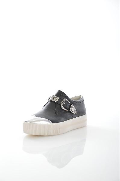 Кеды ASHЖенская обувь<br>Цвет: черный, серебристый<br> Состав: натуральная кожа<br> <br> Высота платформы: 4 см<br> Материал верха: Кожа<br> Материал подошвы: Резина<br> Вид застежки: Пряжка<br> Форма каблука: Танкетка<br> Особенности материала верха: Матовый<br>Материал подкладки: натуральная кожа<br> Материал стельки: натуральная кожа<br> Сезон: демисезон<br><br> Страна: Италия<br><br>Высота платформы: 4 см<br>Материал: Натуральная кожа<br>Сезон: ЛЕТО<br>Коллекция: Весна-лето<br>Пол: Женский<br>Возраст: Взрослый<br>Цвет: Черный<br>Размер RU: 37