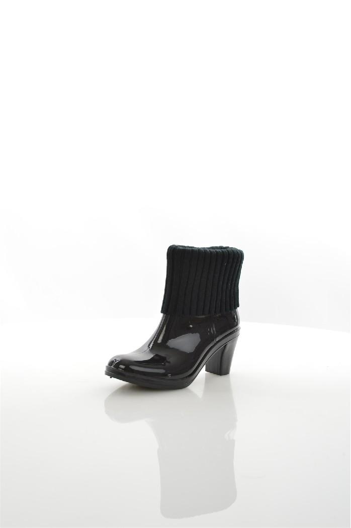 Резиновые сапоги Let,sЖенская обувь<br>Цвет: черный, коричневый<br> Состав: ПВХ 100%<br> <br> Вид застежки: Без застежки<br> Материал подошвы обуви: ПВХ<br> Материал стельки: текстиль<br> Форма мыска: круглый<br> Габариты предметов: Высота подошвы: 1.5 см; Высота каблука: 7.5 см<br> Материал подкладки обуви: ...<br><br>Высота каблука: 7.5 см<br>Высота платформы: 1.5 см<br>Материал: ПВХ<br>Сезон: ВЕСНА/ОСЕНЬ<br>Коллекция: (Справочник &quot;Номенклатура&quot; (Общие)): Весна-лето<br>Пол: Женский<br>Возраст: Взрослый<br>Цвет: Черный<br>Размер RU: 38