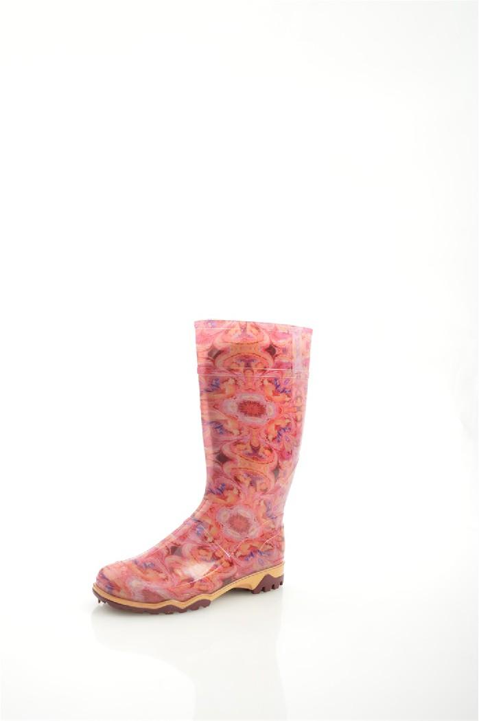 Резиновые сапоги ДюнаЖенская обувь<br>Цвет: малиновый, бежевый, розовый<br> Состав: ПВХ 100%<br> <br> Материал подкладки: Искусственный материал<br> Высота голенища: 30 см<br> Обхват голенища: 40 см<br> Высота подошвы: 2 см<br> Материал подкладки: искусственный материал<br> Материал подошвы обуви: ПВХ<br> Материал стельки: без стельки<br> Тип подошвы: рифленая<br> Сезон: демисезон<br> <br> Страна бренда: Россия<br> Страна производитель: Россия<br><br>Высота платформы: 2 см<br>Объем голени: 40 см<br>Высота голенища / задника: 30 см<br>Материал: ПВХ<br>Сезон: ВЕСНА/ОСЕНЬ<br>Коллекция: Весна-лето<br>Пол: Женский<br>Возраст: Взрослый<br>Цвет: Разноцветный<br>Размер RU: 38